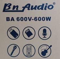 5 Loa kéo BN Audio BA 600V-600W hàng mới nhập khẩu từ YORBA, LINDA, USA