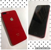 ★7Triệu300★Iphone 7Plus-32G-QUỐC TẾ-Lên Vỏ Iphone 8 Plus- Màu Đỏ.Chính hãng Apple