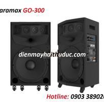 Loa kéo Paramax PRO GO 300 Khuyến mãi 1 Đầu Karaoke Paramax LS-3000