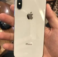 Iphone X 256gb quốc tế trắng