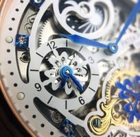 4 Đồng hồ nam dây da Patek Philippe A-PP118