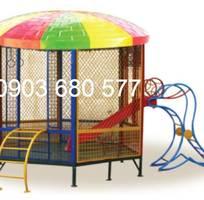 1 Đồ chơi nhà banh trong nhà và ngoài trời cho trẻ em