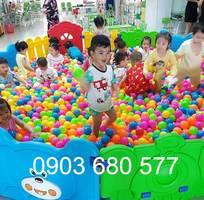 8 Đồ chơi nhà banh trong nhà và ngoài trời cho trẻ em