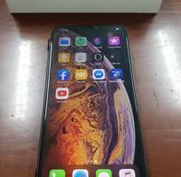 3 IPhone XS Max quốc tế Gold 512GB Like New Full box BH 4/2020