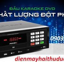 3 Amply Paramax SA-999 Piano, KM 1 Đầu Karaoke Paramax LS-3000