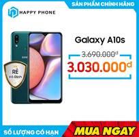 1 Điện Thoại Samsung Galaxy A10s  32GB/2GB  - Hàng Chính Hãng - Đã Kích Hoạt Bảo Hành Điện Tử