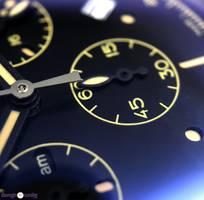 4 Đồng hồ nam Radiomir pin PNR1908-04