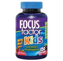 Vitamin FOCUSfactor Kids, kẹo bổ trí não của Mỹ cho các bé  chỉ với 384.000đ, ship từ Mỹ về tận nhà