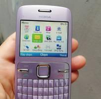 2 Nokia c3-00 violet mới 98℅