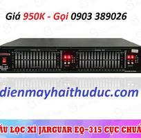 2 Equalizer Jarguar EQ-315 hàng chính hãng xuất xứ Việt Nam