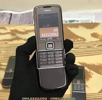 Nokia 8800 Sapphire Nâu gần như mới , siêu phẩm còn xót lại trên thế giới