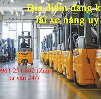 Mở lớp dạy lái xe nâng cấp tốc bao đậu tại Cần Thơ Kiên Giang