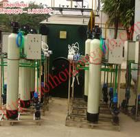 3 Nồi Hơi Đông Anh - Hệ thống xử lý nước mềm