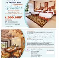 2 Voucher giảm giá Sao Mai Beach Resort Phú Yên