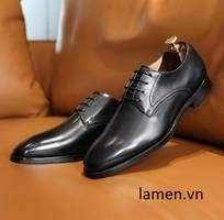 Giay cưới,giày da công sở cao cấp Lamen