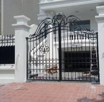 3 Cửa cổng sắt đẹp