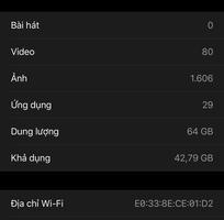 7 Bán ip xs max gold 64gb fullbox