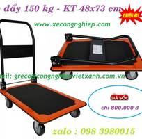 Xe đẩy 150kg - KT 48x73cm