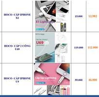 10 Phân phối phụ kiện hàng thương hiệu Baseus , Remax, Usam , Hoco , Dekey