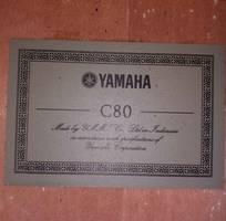 2 Bán Yamaha clasical guitar model C 80