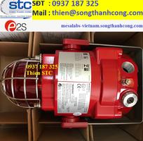 BExBG05DPDC024AS2A1R/R   Đèn LED-Xenon báo động cháy nổ   E2S Việt Nam   Song Thành Công