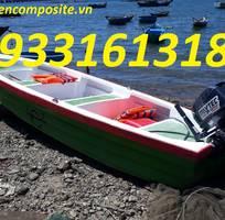 1 Bán thuyền composite, thuyền câu cá 3m, 4.5m, 5m giá rẻ tại tp.HCM