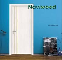 Cửa gỗ nhựa Naviwood tại Phan Thiết
