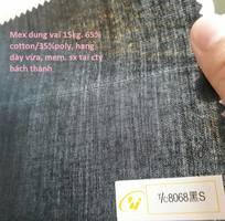 13 Mex dựng vải giá rẻ