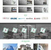 2 Nhận thiết kế website - bán hàng - giới thiệu - chuyên nghiệp - giá cạnh tranh