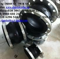 5 Nhận sản xuất ống mềm cao su-khớp nối mềm cao su-khớp chống rung inox