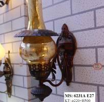 7 Đèn thả bàn ăn giá rẻ, đèn chùm pha lê nến cao cấp, đèn pha lê thông tầng, đèn mâm ốp trần pha lê