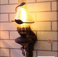 8 Đèn thả bàn ăn giá rẻ, đèn chùm pha lê nến cao cấp, đèn pha lê thông tầng, đèn mâm ốp trần pha lê