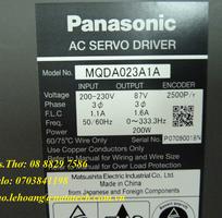 6 Servo driver Panasonic MQDA023A1A - Công Ty TNHH Natatech