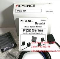4 Cảm biến quang điện Keyence PZ2-61 - Công Ty TNHH Natatech