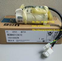 1 Servo motor Panasonic MSMA012A1C - Công Ty TNHH Natatech