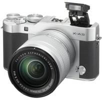 Fujifilm X-A3   16-50mm Silver  Chính hãng .