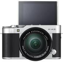 2 Fujifilm X-A3   16-50mm Silver  Chính hãng .