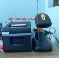 Cung cấp máy quét mã vạch tại Cà Mau