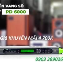 4 Đẩy liền vang số cao cấp Kiwi PD6000 hàng nhỏ gọn công suất đến 900W