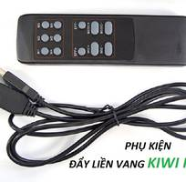 5 Đẩy liền vang số cao cấp Kiwi PD6000 hàng nhỏ gọn công suất đến 900W