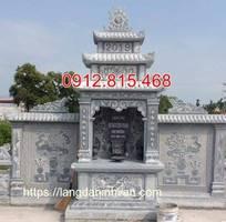 3 Lăng mộ đá Đồng Nai   Mẫu lăng mộ đá xây để tro cốt tại Đồng Nai