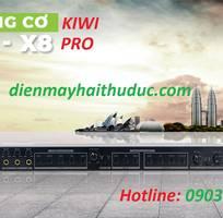 4 Vang Karaoke Kiwi KF-X8 Pro hàng Việt Nam chất lượng cao