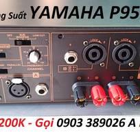 5 Cục đẩy công suất 2200W Yamaha P9500S dành cho sân khấu vừa và nhỏ