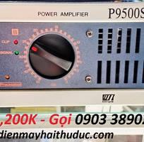 6 Cục đẩy công suất 2200W Yamaha P9500S dành cho sân khấu vừa và nhỏ