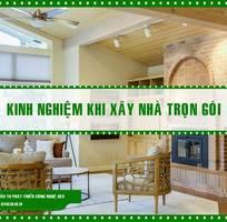 Chia sẻ những kinh nghiệm xây nhà trọn gói