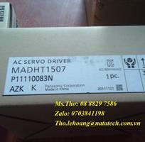 5 Ac servo driver Panasonic MADHT1507 - Công Ty TNHH Natatech