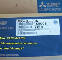 2 Bộ điều khiển Mitsubishi MR-JE-70A - Công Ty TNHH Natatech