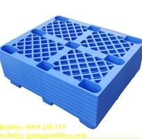 4 Pallet cốc nhựa 1200x1000x145