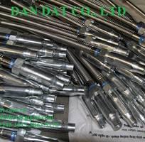 9 Catalogue có ống ruột gà lõi thép bọc nhựa/ống mềm cho đầu phun chữa cháy/dây cấp nước mềm inox