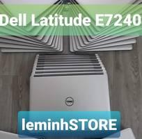 13 Dell Latitude E7240 - i7-4600U, RAM 4GB, ổ cứng SSD 120GB, 12 5 - leminhSTORE